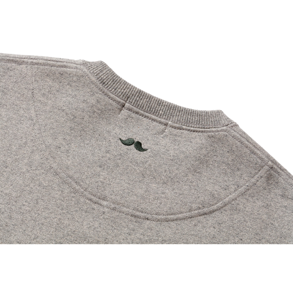 MR EMBROIDERY CREWNECK MENS