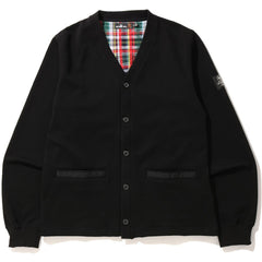 SWEAT CARDIGAN MENS