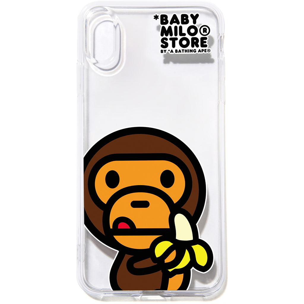 IPHONE XS SOFT CASE #3
