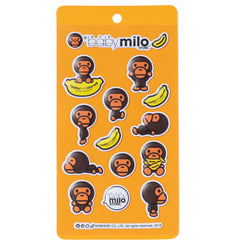 PADDED STICKER MILO