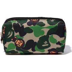 POUCH 2-ZIP ABC MILO POLYESTER