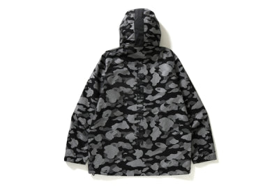 REFLECTION CAMO HOODIE JACKET MENS