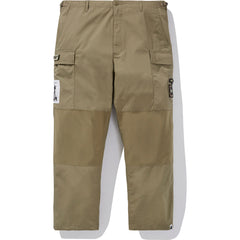 BAPE X ALPHA 6POCKET PANTS MENS