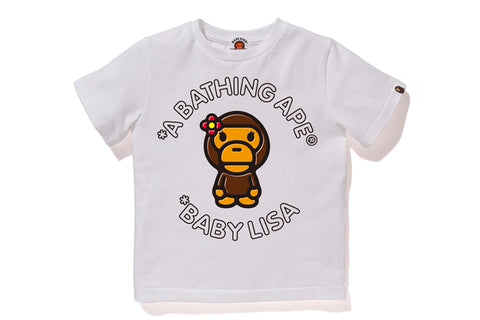 LISA PEACE & FREEDOM TEE KIDS