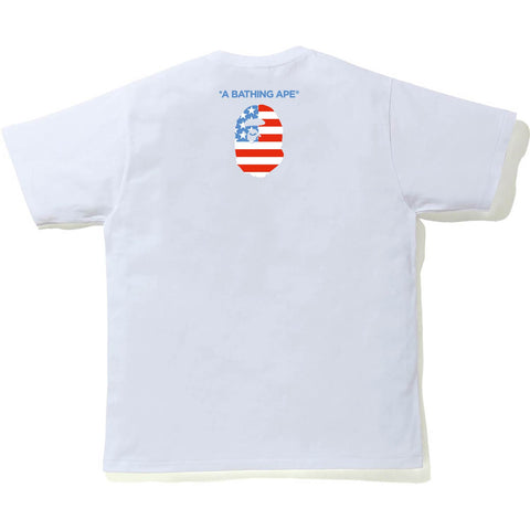 BAPE 2020 INDEPENDENCE DAY TEE MENS