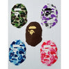 BAPE STORE¨ NYC APE HEAD STICKER MENS