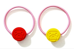 MILO HAIR MASCOT RUBBER BAND KIDS