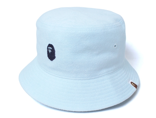 APE HEAD PILE BUCKET HAT LADIES