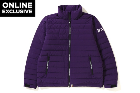 A BATHING APE DOWN JACKET M BAPEC MENS