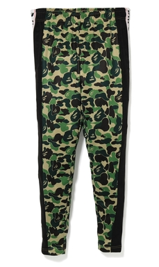 ABC LOGO TAPE TRACK PANTS LADIES