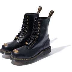 BAPE X DR.MARTENS ABC 10 HOLE STEEL TOE CAP SHOES M1 MENS