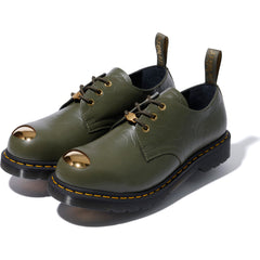 BAPE X DR.MARTENS ABC 3 HOLE STEEL TOE CAP SHOES LADIES