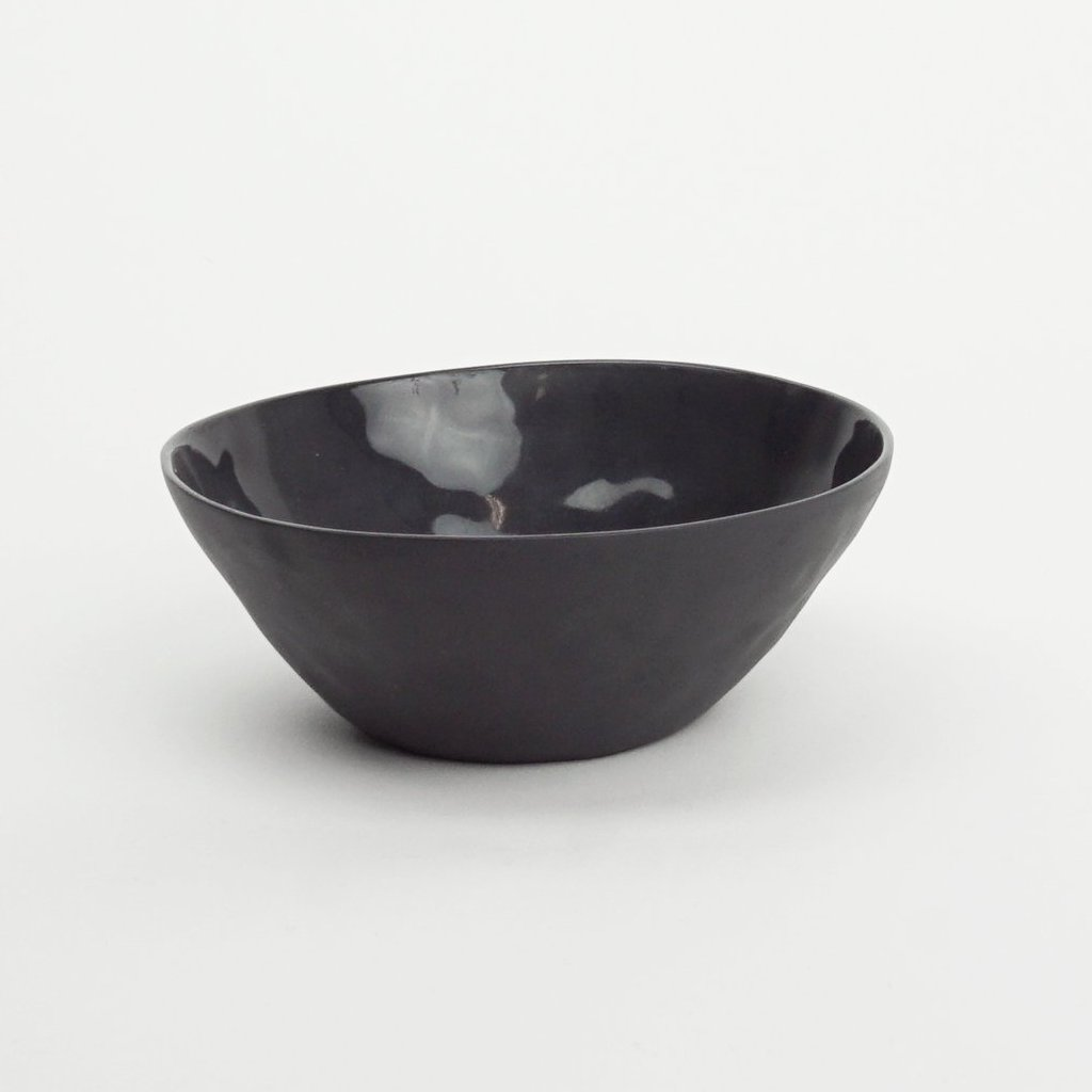 Bowl BLACK - Kajsa Cramer