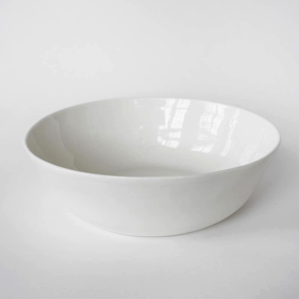 Large Serving Bowl WHITE - Kajsa Cramer