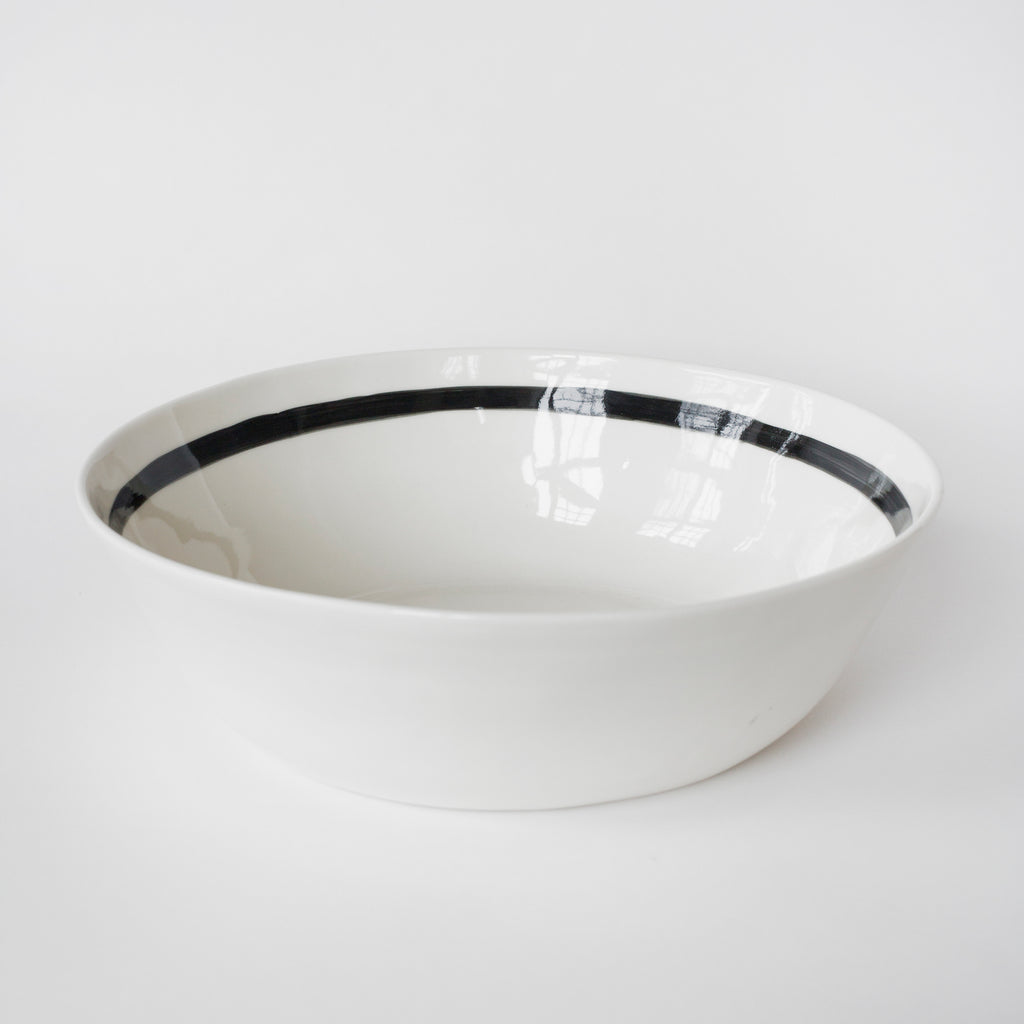 Large Serving Bowl STRIPE