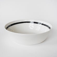 Load image into Gallery viewer, Large Serving Bowl STRIPE