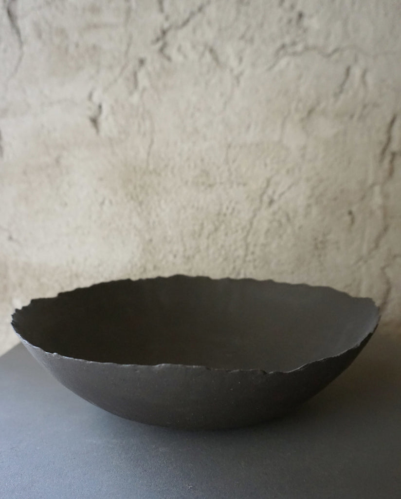 Small Black Dish - Kajsa Cramer