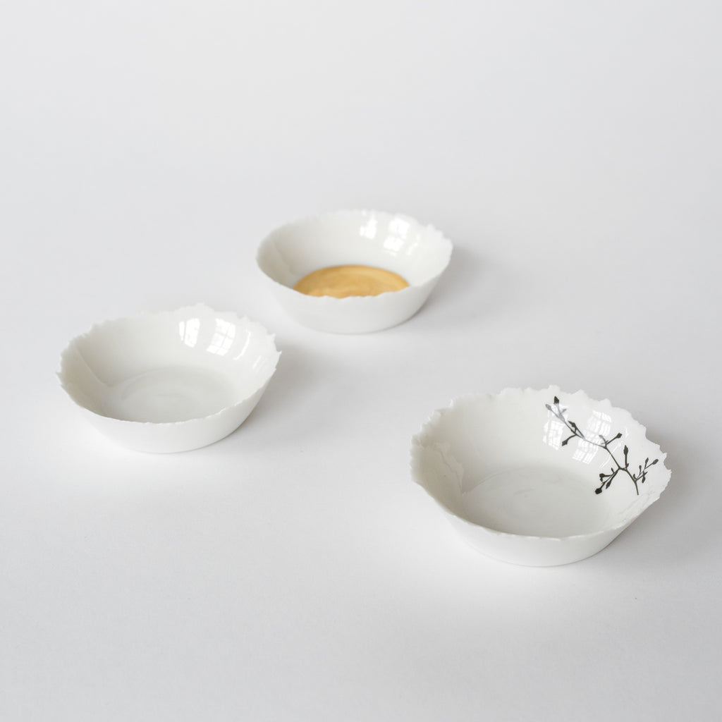 Small Bowl GOLD - Kajsa Cramer