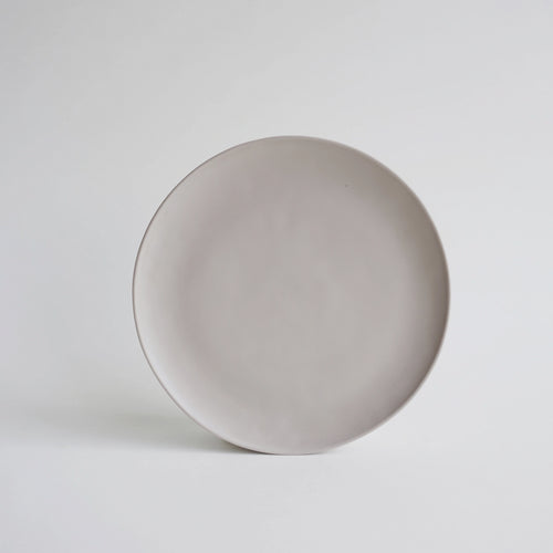 NEW! Plate BEIGE 22cm.