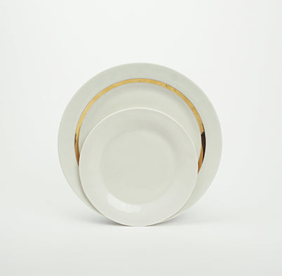 Small Plate WHITE