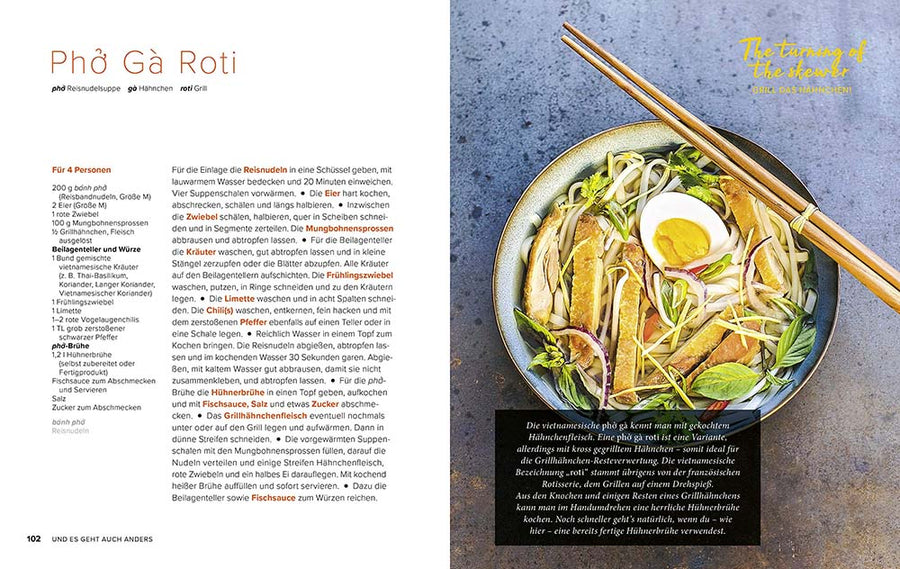 Buch: Authentic Pho