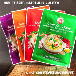 Unsere Thai-Curry Box