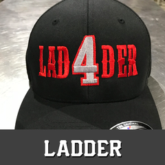 Custom Hats Fireman Up Firefighter Clothing - Ladder