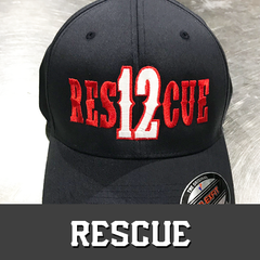 Rescue Custom Hats Firefighter Apparel
