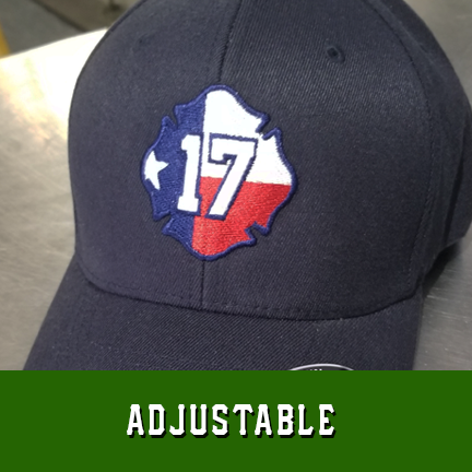 Maltese Texas Custom Hat - Adjustable