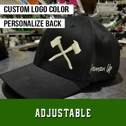 Axes - Custom Hat - Adjustable