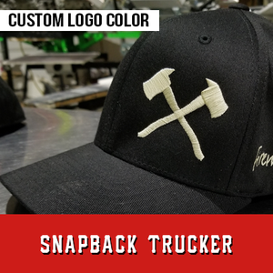 Axes - Snapback Trucker Hat