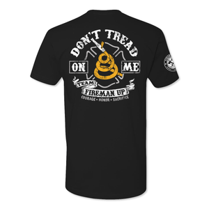 Don't Tread On Me - Men's Cotton Tee