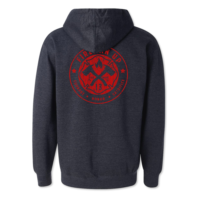 Classic Logo - Midweight Hoodie