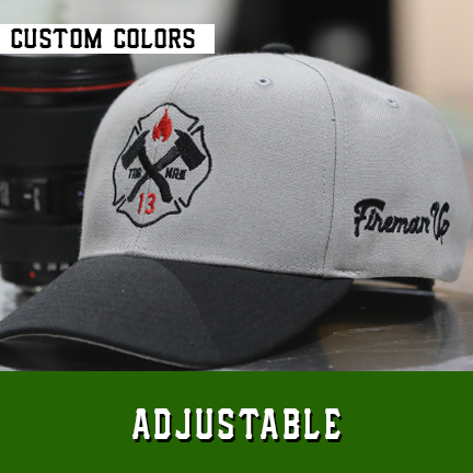Maltese Logo - Custom Hat - Adjustable