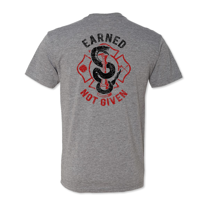Earned Not Given - Bugle - Men's Suede Tee