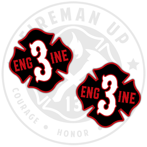 Engine 3 Sticker Decal
