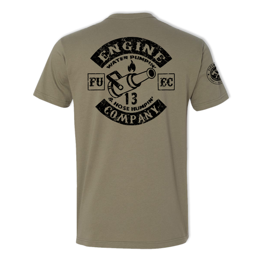 Engine Company - Men's Cotton Tee