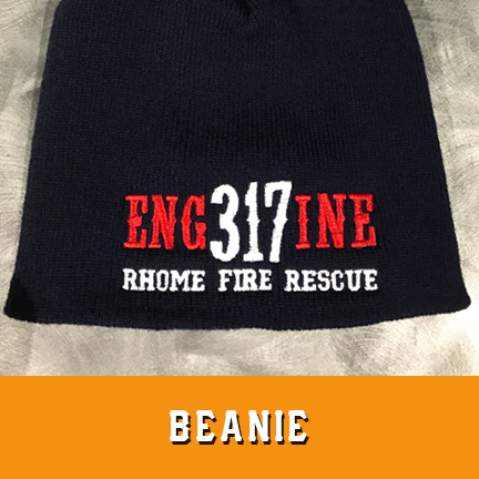 Engine FD Custom Beanie