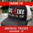 Engine FD Custom Hat - Snapback Trucker