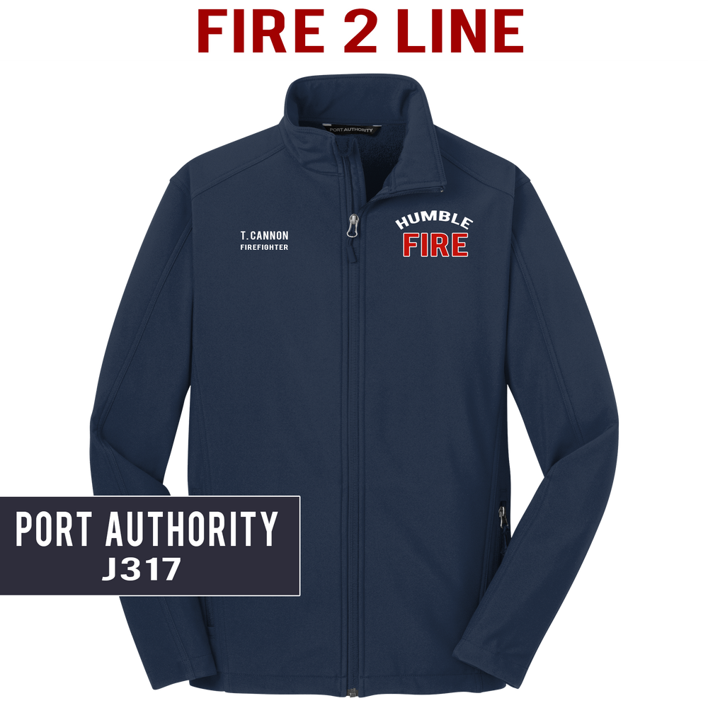 Fire 2 Line - Port Authority - Core Soft Shell Jacket