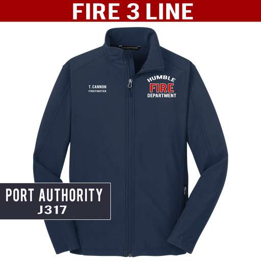 Fire 3 Line - Port Authority - Core Soft Shell Jacket