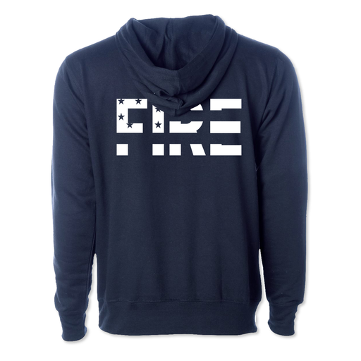 Fire - Midweight Hoodie