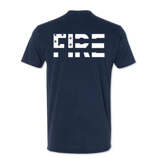 Fire - Poly Cotton Sueded Tee