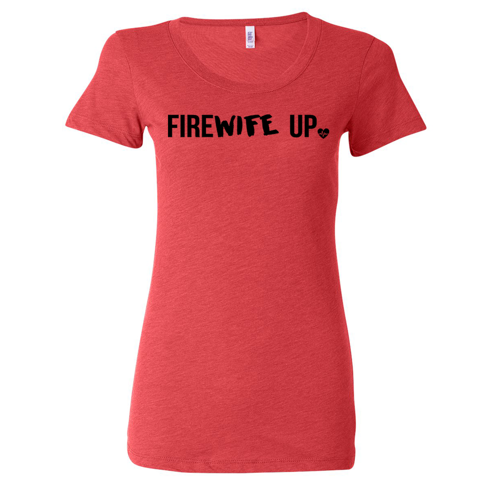 FireWIFE up - Women's Tee