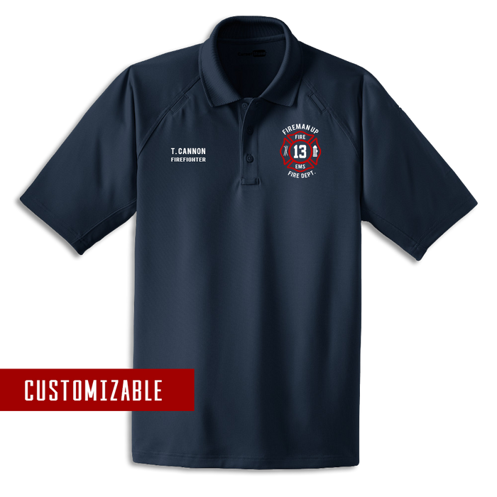 Custom Maltese - CornerStone Tactical Polo