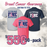 Pink Awareness Custom Tees - Pack of 50