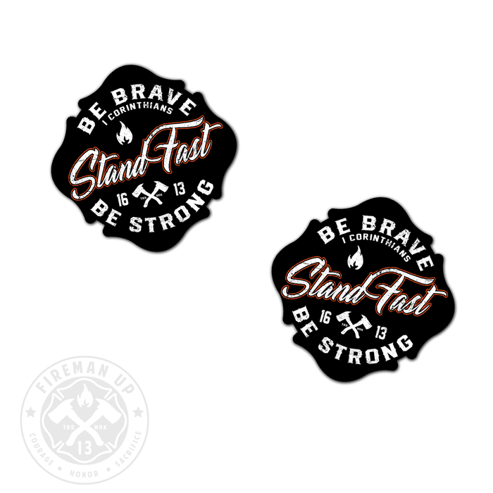 "Stand Fast - 2"" Sticker Pack"