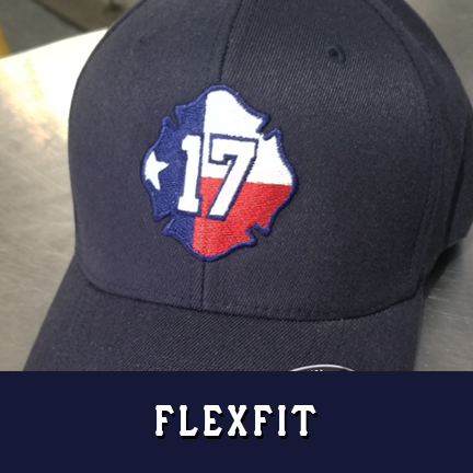 Maltese Texas Custom Hat - Flexfit