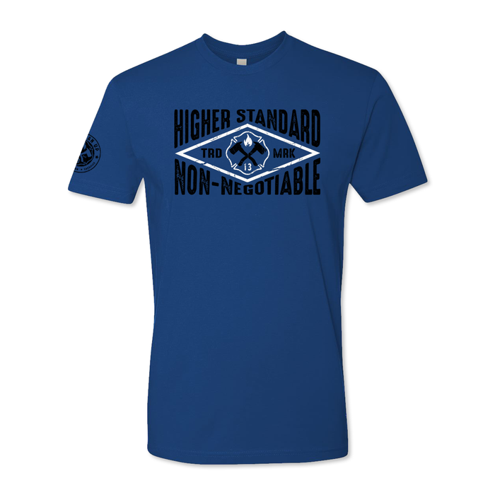 Higher Standard - Men's Cotton Tee