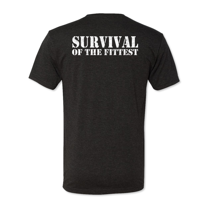 Survival - Honor the Oath - Men's Tri Blend Tee